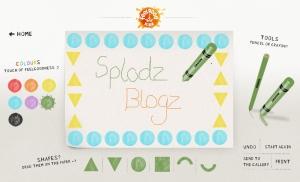 A Splodz Blogz Doodle