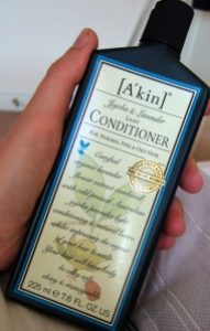A'kin Jojoba & Lavender Conditioner
