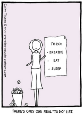 Real To Do List