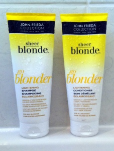 Sheer Blonde Go Blonder