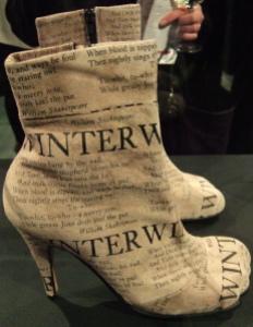 Newsprint Boot (2000)