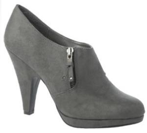 Suedette Bootie Shoe