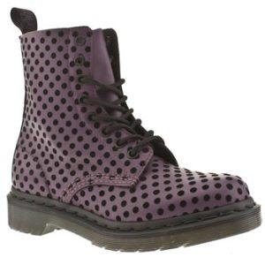 Dr Martens Print Pascal Dot Boots