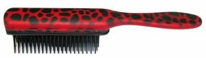 Denman D3 Red Leopard