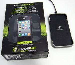 Powermat for iPhone