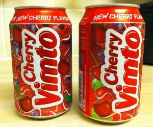 Cherry Vimto