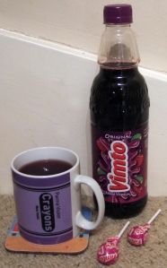 Hot Vimto