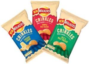 New Walkers Crinkles