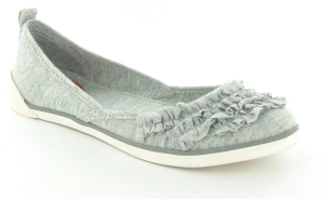 BOND sheer heather knit grey