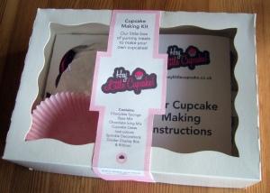 Hey Little Cupcake Kit