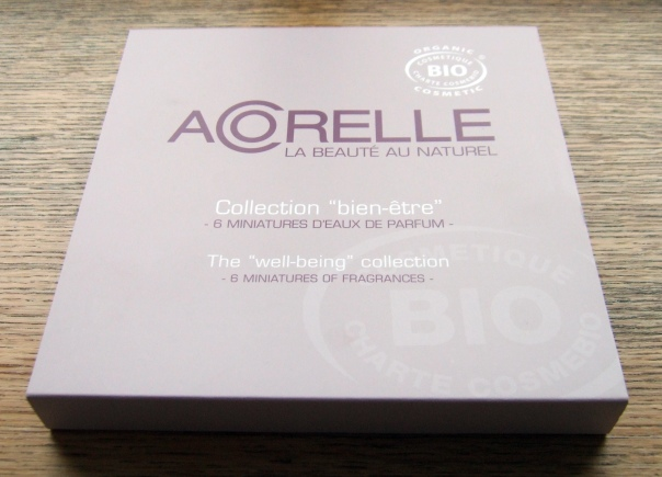 Acorelle Perfume Discovery Set