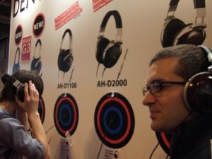 Gadget Show Live - Denon Headphones