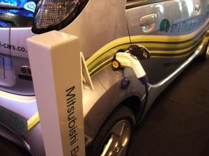 Gadget Show Live - Electric Car