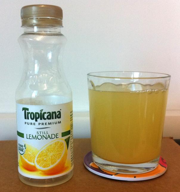 Tropicana Still Lemonade