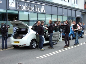 Top Gear in Lincoln - Echo