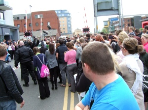 Top Gear in Lincoln - Crowd
