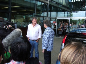 Top Gear in Lincoln - Piece to Camera