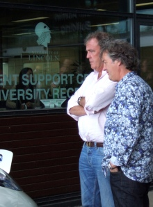 Top Gear in Lincoln - Fed Up