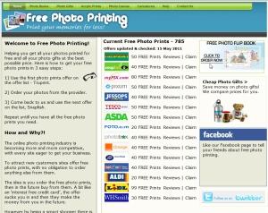 Free Photo Printing