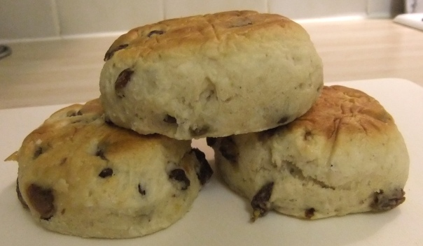 Bakestone Fruited Scones