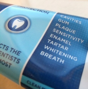 Oral-B Pro Expert Toothpaste