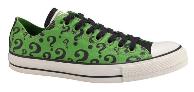 Batman Converse - Riddler