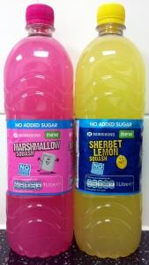Marshmallow and Sherbert Lemon Squash