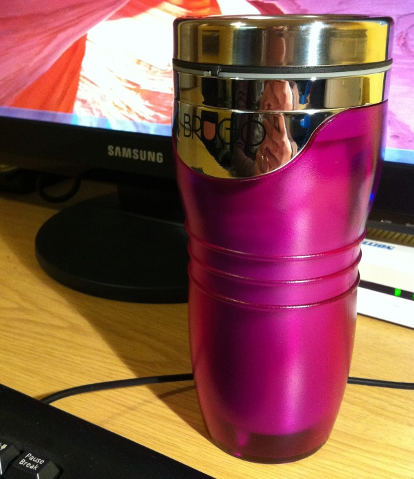 Brugo Insulated Mug