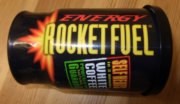 Rocket Fuel Coffee