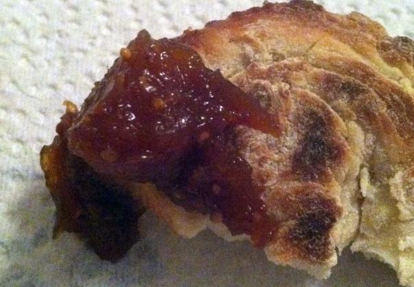 The Garlic Farm Hot Apple Fig and Garlic Chutney