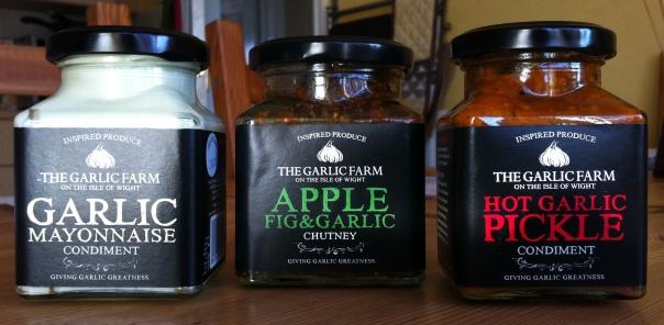 The Garlic Farm Condiments