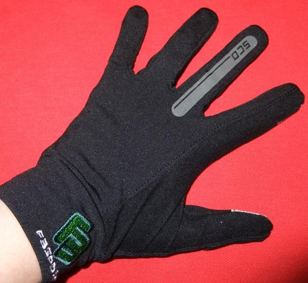 Running e-glove