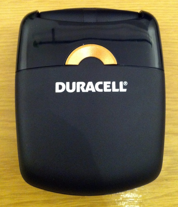 Duracell Speedy Charger