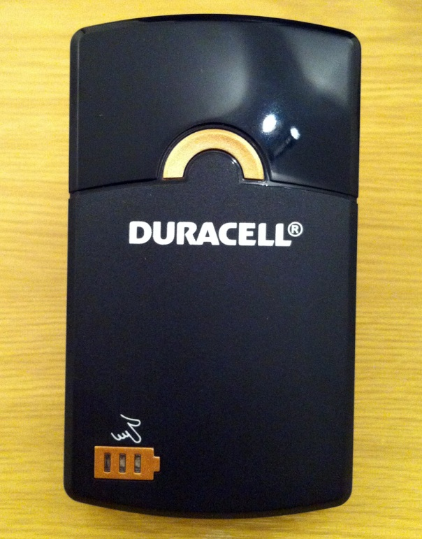 Duracell 5-Hour Portable Charger