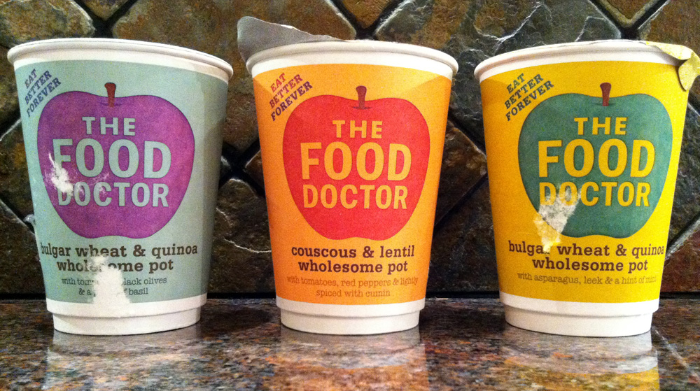 The Food Doctor Wholesome Pots