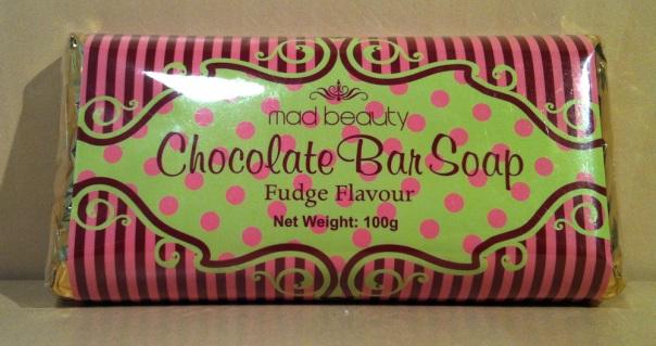 Mad Beauty Chocolate Soap