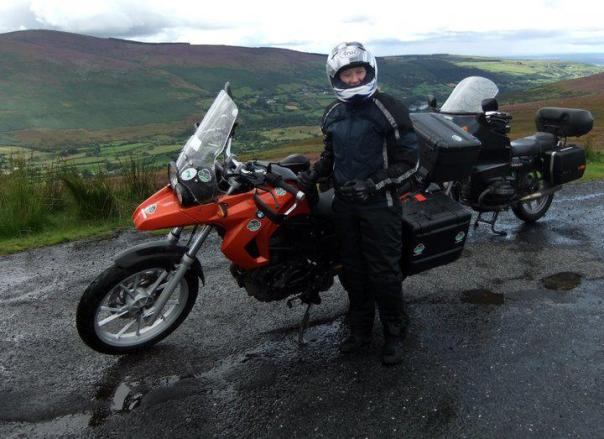 Ireland on a F650GS