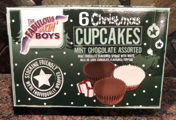 Fabulous Bakin Boys Christmas Cupcakes
