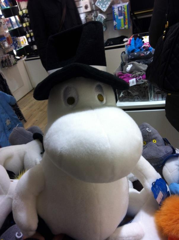 Helsinki - Moomin