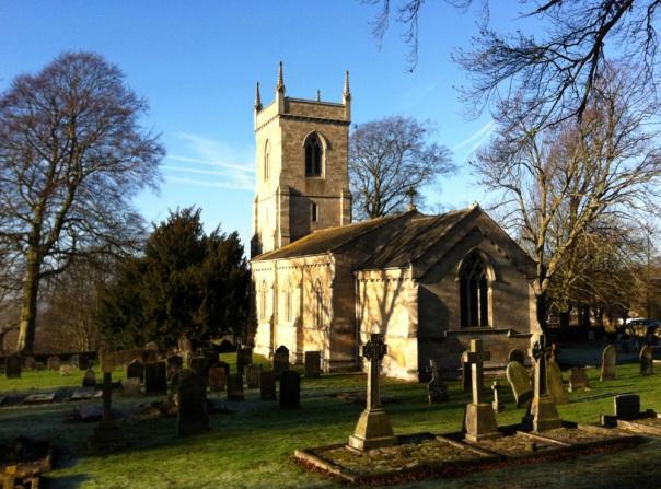 Lincolnshire Village Church