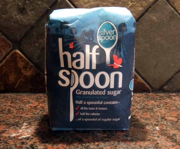 Half Spoon Granulated Sugar