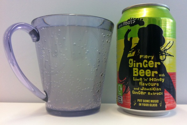Levi Roots Reggae Reggae Ginger Beer