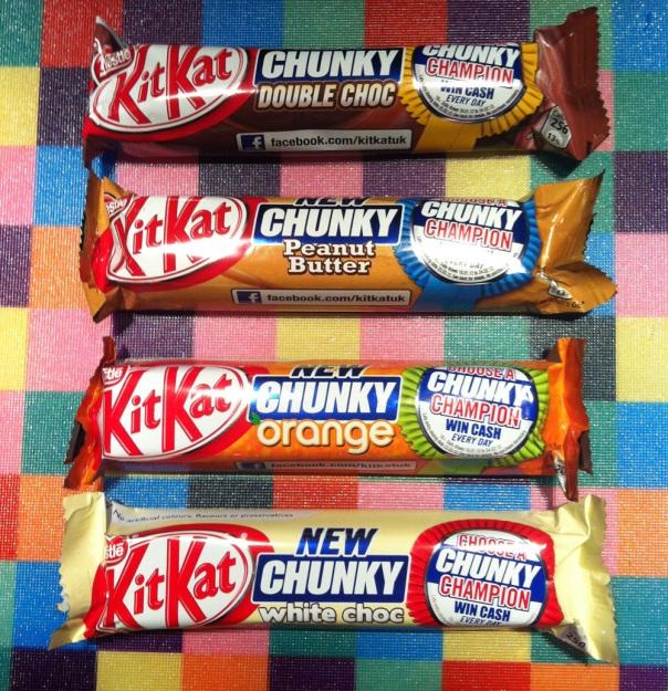KitKat Chunky Champion