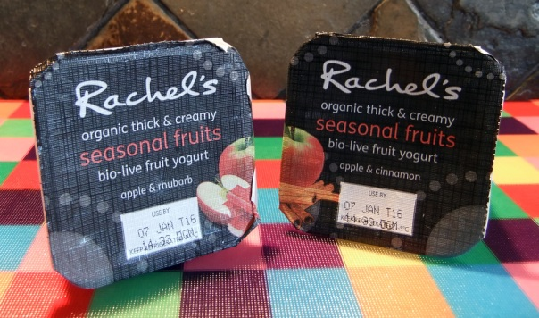 Rachel's Organic Yoghurt - Seasonal Flavours