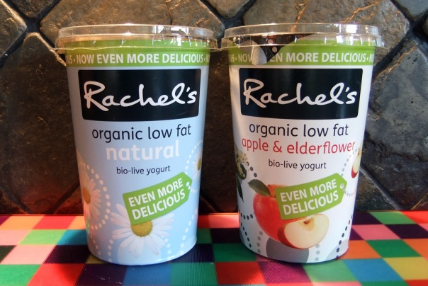 Rachel's Organic Yoghurt - Low Fat