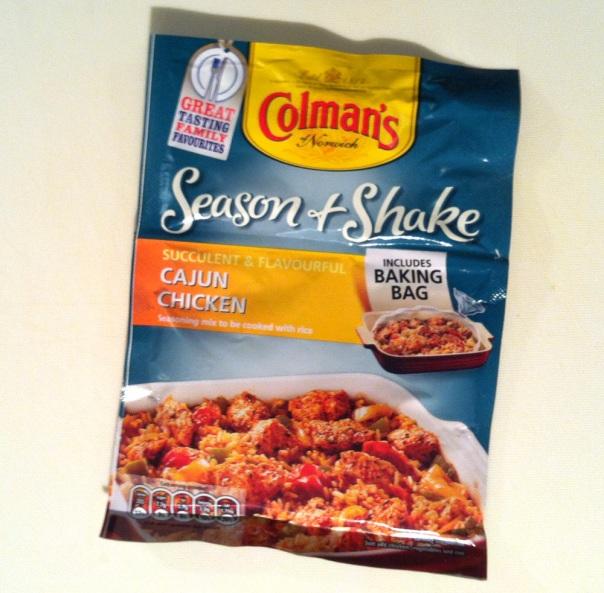 Coleman's Season and Shake