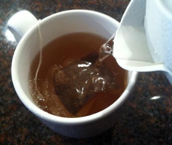 Cosy Tea Organic Breakfast Tea