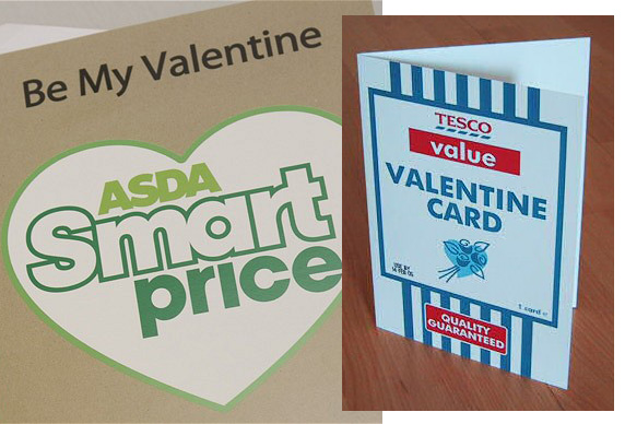 Value Valentine Cards