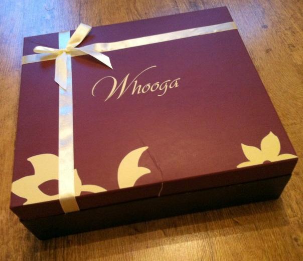Whooga Ugg Boots - Box