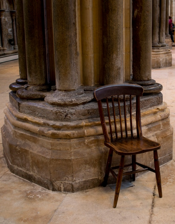 Lincoln Cathedral Nave Chair